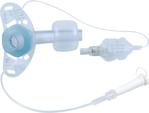 DURACUFF® VARIO SUCTION XL Tracheostomy tube - Andreas Fahl Medizintechnik