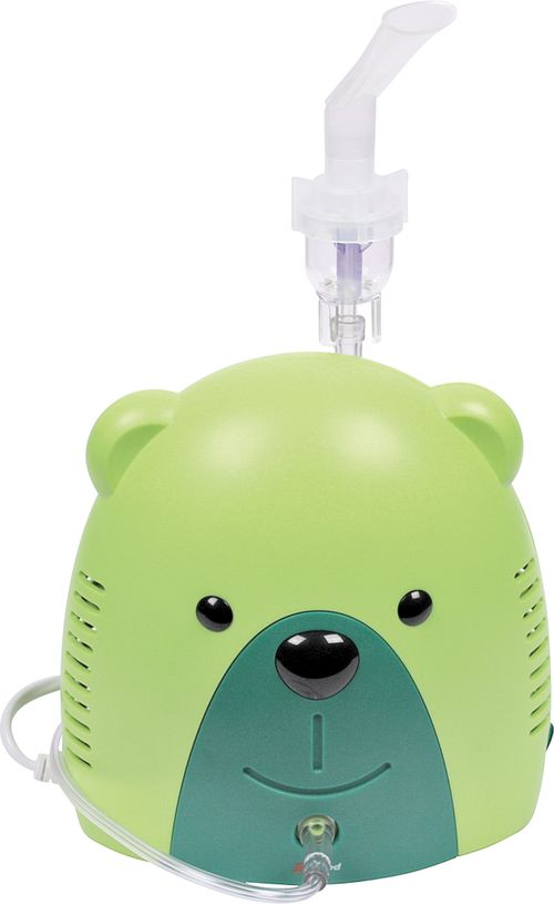NEBUJUNIOR® Bear | Inhalation device for Children | Andreas Fahl Medizintechnik–Vertrieb GmbH